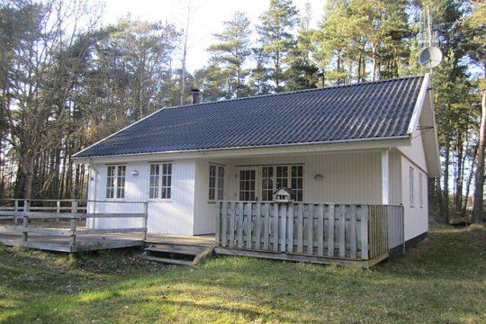 Få dit nye sommerhus på Fyrreskoven 26