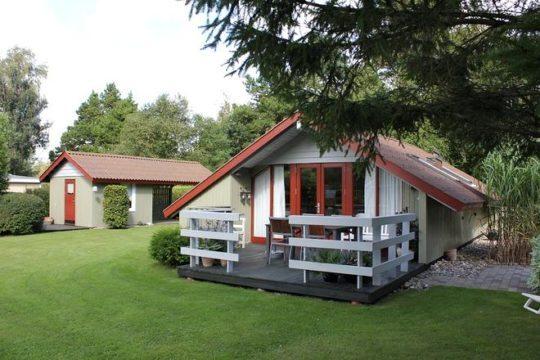 Få dit nye sommerhus på Helsedalen 1, Hønsinge Lyng