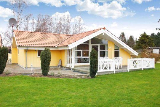 Få dit nye sommerhus på Spurvevej 3, Høve
