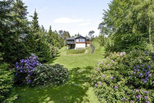 Få dit nye sommerhus på Brokbjergdal 3, Yderby Lyng
