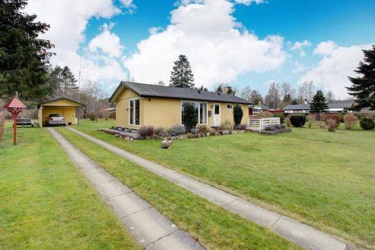 Få dit nye sommerhus på Strandvangen 50, Plejeruph