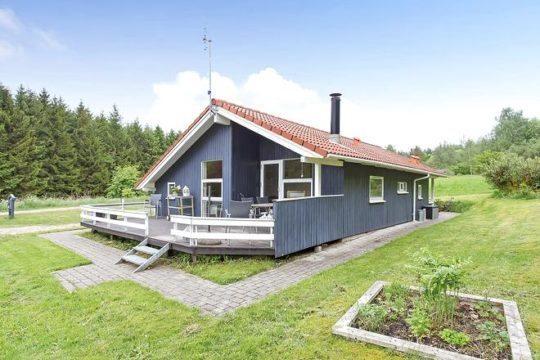 Kollerhus 228, Funder Kirkeby
