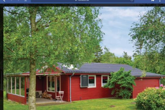Dejligt sommerhus til salg ved Ringkøbing Fjord